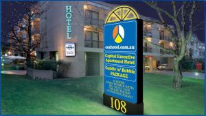 Capital Executive Apartment Hotel - Great Ocean Road Tourism