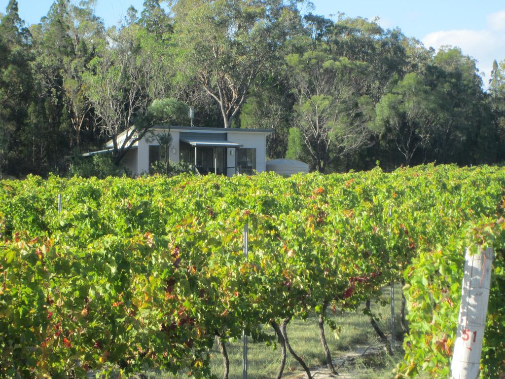 Just Red Wines Cabins - Great Ocean Road Tourism