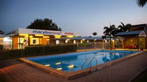 Maryborough Motel and Conference Centre - Great Ocean Road Tourism