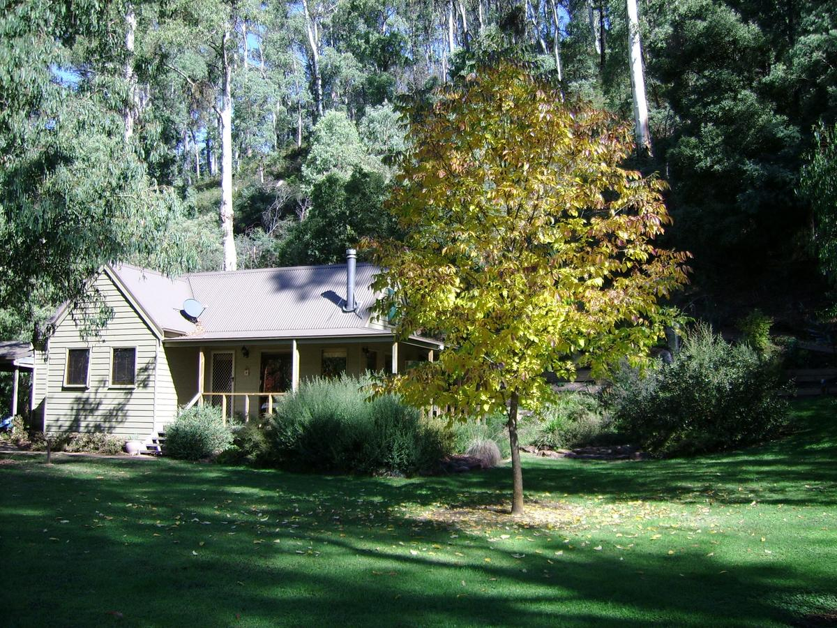 shady brook cottages - Great Ocean Road Tourism