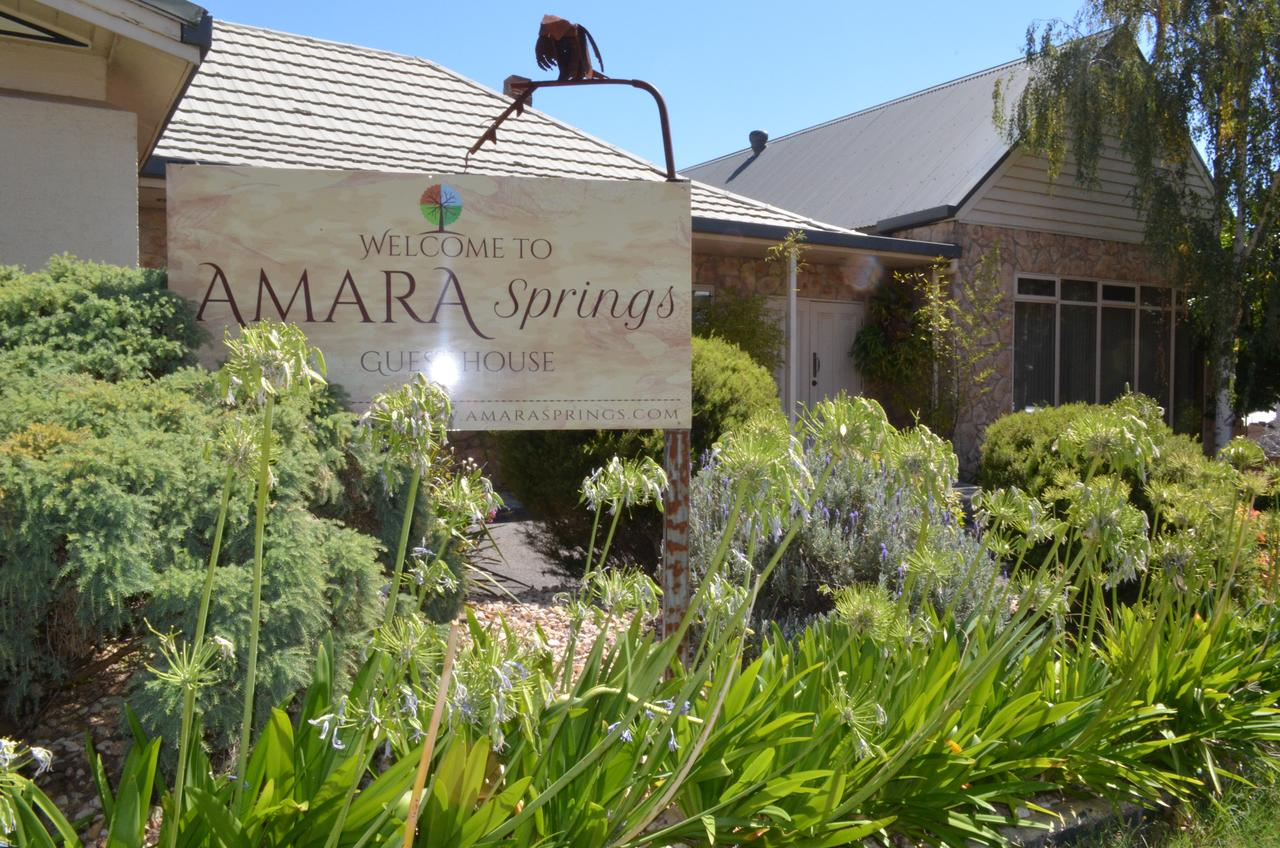 Amara Springs Guest House - Great Ocean Road Tourism