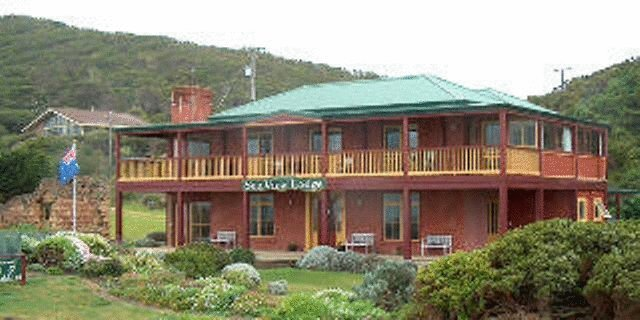 Cape Bridgewater Seaview Lodge - Great Ocean Road Tourism