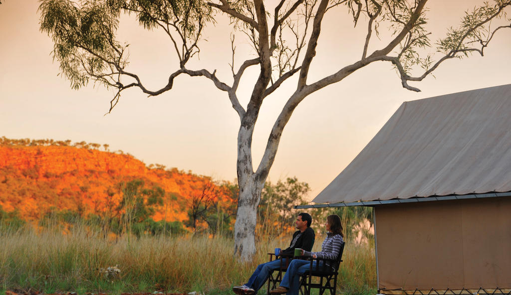Bell Gorge Wilderness Lodge - Great Ocean Road Tourism