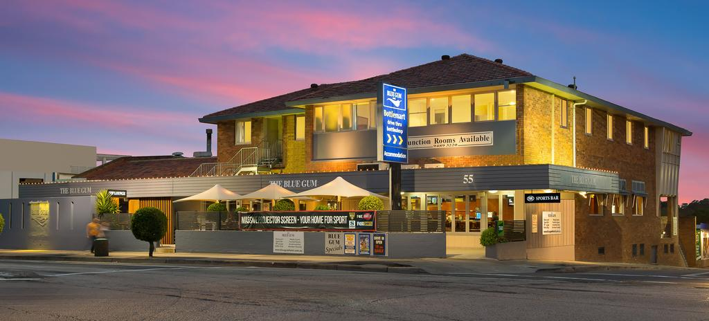 Blue Gum Hotel - Great Ocean Road Tourism